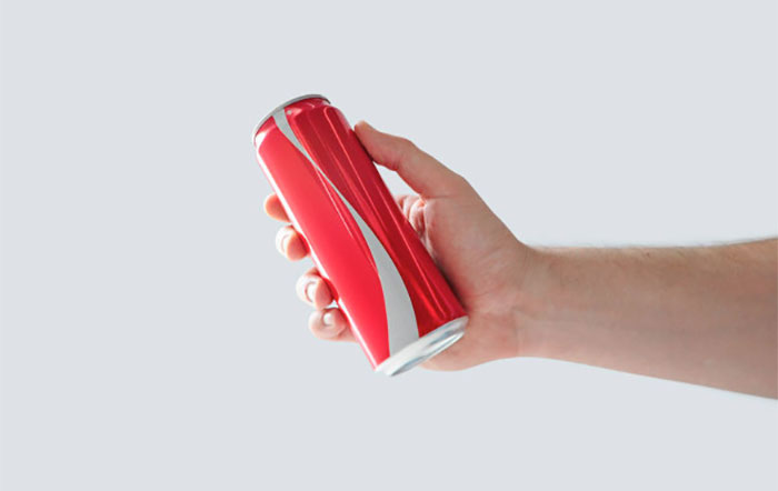Coke Removes Its Logo And Is Still Recognizable
