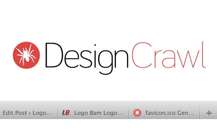 make a favicon from your logo