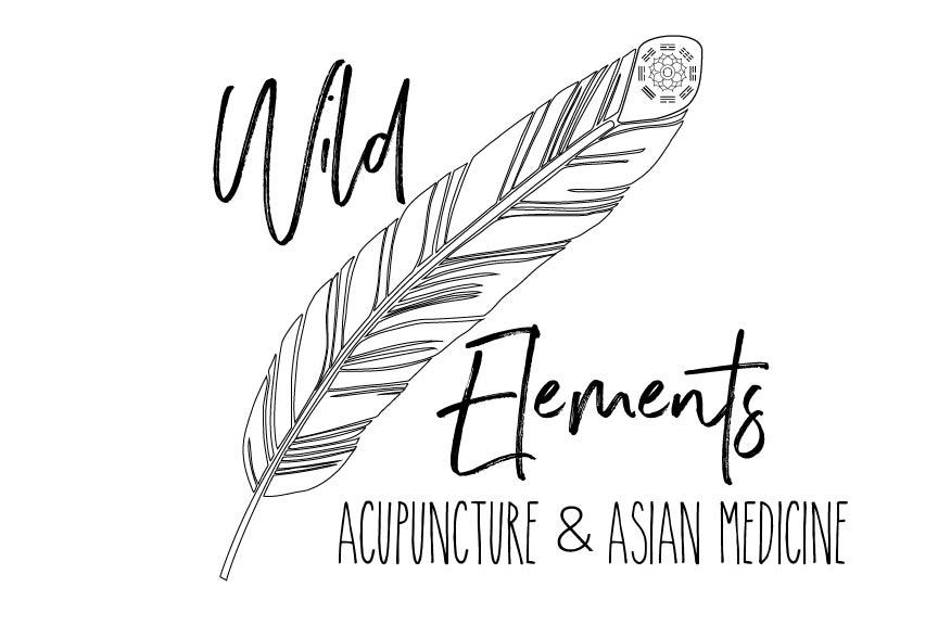 Wild Elements Accupuncture logo